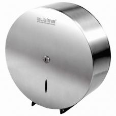 Диспенсер для туалетной бумаги LAIMA PROFESSIONAL INOX, (Система T1) БОЛЬШОЙ, нержавеющая сталь, зеркальный, 605701
