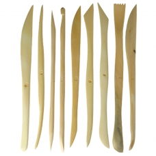 Стеки для лепки 'Сонет', набор 9 шт., дерево, длина 15 см, DK11141