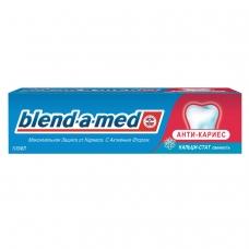 Зубная паста, 100 мл, BLEND-A-MED Бленд-а-Мед Анти-кариес 'Свежесть'
