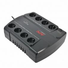Источник бесперебойного питания APC Back-UPS BE400-RS, 400VA240W, 8 розеток CEE 7, черный