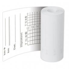 Рулоны для тахографа, термобумага, 57 мм х 8 м, комплект 3 шт., 110878