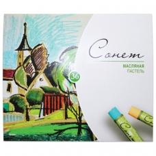 Пастель масляная художественная 'Сонет', 36 цветов, круглое сечение, 7041157