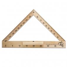 Транспортир для классной доски транспортир классный деревянный 40 см, 180 градусов, С176
