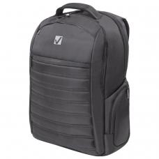 Рюкзак для школы и офиса BRAUBERG 'Patrol', 20 л, размер 47х30х13 см, ткань, черный, 224444