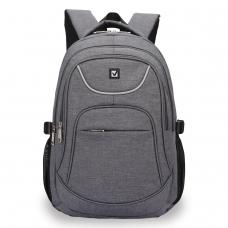 Рюкзак BRAUBERG для старших классов/студентов/молодежи, 'Осень', 30 литров, 46х34х18 см, 225518