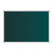 Доска для мела магнитная BOARDSYS, 100х150 см, зеленая, М-150