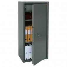 Сейф офисный VALBERG 'ASM-120Т', 1200х550х390 мм, 93 кг, ключевой замок, крепление к стене, полу