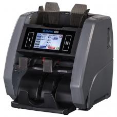 Счетчик-сортировщик банкнот DORS 800 RUB, 1500 банкнот/мин, ИК-, УФ-, магнитная детекция, 290552