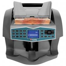 Счетчик-сортировщик банкнот CASSIDA ADVANTEC 75 VALUE, 1800 банкнот/мин., ИК-, УФ-, магнитная детекция, фасовка, Advantec 75