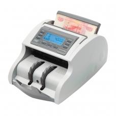 Счетчик банкнот PRO 40 UMI LCD, 1200 банкнот/мин., 5 валют, ИК-, УФ-, магнитная детекция, фасовка