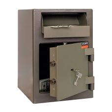 Сейф депозитный VALBERG 'ASD-19', 489х342х381 мм, 38 кг, ключевой замок, крепление к полу
