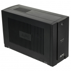 Источник бесперебойного питания APC BC650-RSX761, 650 VA 360 W, 4 розетки 3 UPS + 1 фильтр