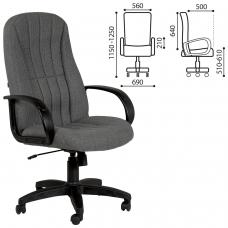 Кресло офисное 'Классик', СН 685, серое, 1114854