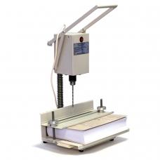 Станок для архивного переплета вертикальный УПД 2В, 250 Вт, с лотком, сшивка до 100 мм 950 л.