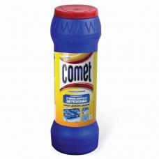 Чистящее средство 475 г, COMET Комет 'Лимон', порошок, дезинфицирующий