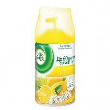 Сменный баллон 250 мл, AIRWICK 'Лимон и женьшень', для автоматических освежителей, универсальный