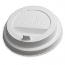 Одноразовая крышка для стакана диаметр d-80, КОМПЛЕКТ 100 шт., ПС, ХУХТАМАКИ SP9, DW9