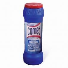 Чистящее средство 475 г, COMET Комет 'Океан', порошок, дезинфицирующий