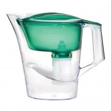 Кувшин-фильтр для очистки воды БАРЬЕР 'Твист', 4 л, со сменной кассетой, зеленый, В172Р00