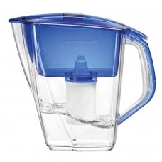 Кувшин-фильтр для очистки воды БАРЬЕР 'Гранд Neo', 4,2 л, со сменной кассетой, ультрамарин, В011Р00