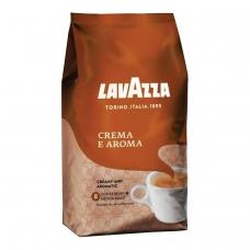 Кофе в зернах LAVAZZA Лавацца 'Crema e Aroma', натуральный, 1000 г, вакуумная упаковка, 2444
