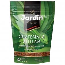 Кофе растворимый JARDIN 'Guatemala Atitlan' 'Гватемала Атитлан', сублимированный, 150 г, мягкая упаковка, 1016-14
