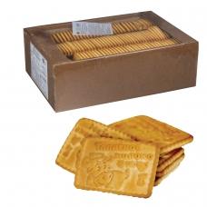 Печенье 'Ешкина коровка' сахарное, топленое молоко, весовое, 4 кг, гофрокороб, РФ16553