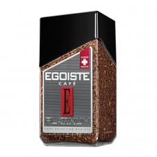 Кофе растворимый EGOISTE 'Platinum', сублимированный, 100 г, 100% арабика, стеклянная банка, 8467